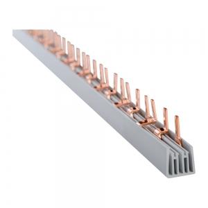 Шина соединительная PIN 3ф 63А (дл.1м)