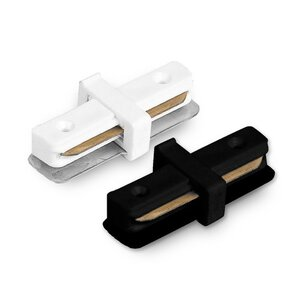 Коннектор черный прямой/Connector BL I
