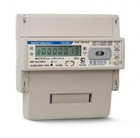 Счетчик СЕ 301 R33 043-JAZ 3ф 5-10А 0.5s/1.0 класс точн. многотариф.; универс. креп. RS48  Энергомера