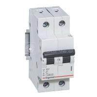 Выключатель автоматический модульный 2п C 50А 4.5кА RX3 Leg 419702