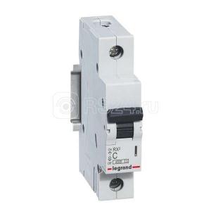 Выключатель автоматический модульный 1п C 25А 4.5кА RX3 Leg 419666