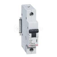 Выключатель автоматический модульный 1п C 50А 4.5кА RX3 Leg 419669