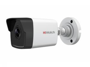 Камера-IP DS-I200(B) 2Мп уличная цилиндрическая с EXIR-подсветкой до 30м HiWatch