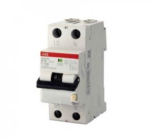 Выключатель автоматический дифференциального тока 1п+N 2мод. C 16А 30мА тип AC 4.5кА DS201 L C16 AC30 ABB 2CSR245040R1164