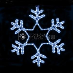 "Фигура ""Снежинка LED"" 55смх55см син. 28Вт 220В IP44 NEON-NIGHT 501-335"