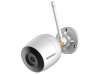 Камера-IP DS-I250W (4мм) 2Мп уличная цилиндрическая c EXIR-подсветкой до 30м и WiFi HiWatch