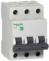 Выключатель автоматический мод. 3п С 6А EASY 9 4.5кА 400В SchE EZ9F34306