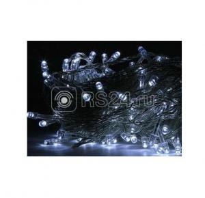 Гирлянда LD120-W-E 120 светодиод. с доп. подключ. до 20 доп. модулей 12м бел SHLights 4607144111676