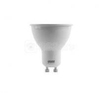 Лампа светодиодная Elementary 5.5Вт 2700К тепл. бел. GU10 430лм 220-240В GAUSS 13616