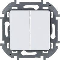 Механизм выключателя 2-кл. Inspiria 10А IP20 250В 10AX