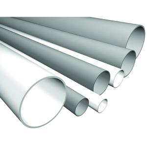 Труба ПВХ жесткая d20мм 3м (дл.3м)