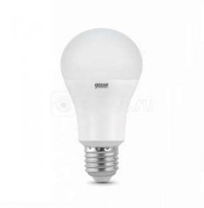 Лампа светодиодная LED Elementary A60 12Вт E27 3000К 1/10/40 Gauss 23212