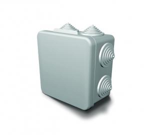 Коробка распределительная открытой установки 100х100х55 IP54 ГУСИ С3В108