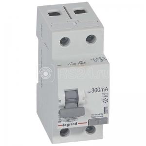 Выключатель дифференциального тока (УЗО) 2п 40А 300мА тип AC RX3 Leg 402033