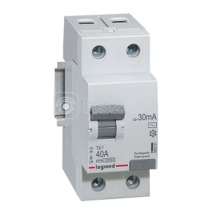Выключатель диф. тока 2п 40А 30мА тип AC TX3 Leg 403001