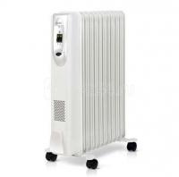 Радиатор электрич. 11 секц. масл. 2200Вт Compact бел. Timberk TOR 21.2211 SLX