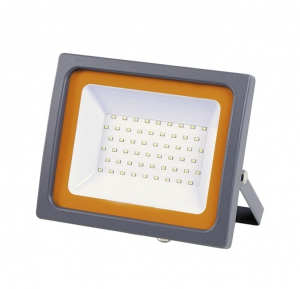 Прожектор светодиодный PFL-SC-SMD-50Вт 6500К IP65 (матовое стекло) JazzWay 4895205001435