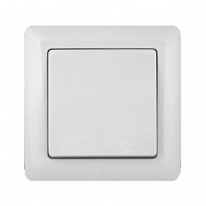 Выключатель 1-кл. СП Хит 6А бел. SchE ВС16-133-Б VS16-133-B (ВС16-133-б)