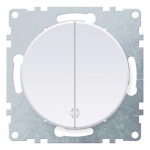 Механизм переключателя 2-кл. СП Florence OneKeyElectro