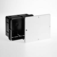 Коробка распределительная скрытой установки 151х122х73 Рувинил 10163