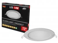 LED панель встраиваемая SuperSlim Round 14W 6500K, 170мм