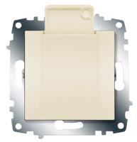 Выключатель Cosmo карточный с брелоком крем. ABB 619-010300-266