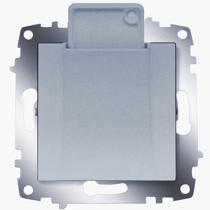 Выключатель Cosmo карточный с брелоком алюм. ABB 619-011000-266