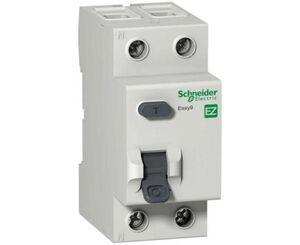 Выключатель дифференциального тока (УЗО) 2п 30мА тип AC EASY9