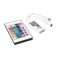 RGBW-контроллер GS-WiFi-04RF  12/24V, 192/384W