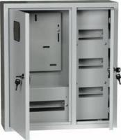 Корпус металлический ЩУРН-3/24  (500х480х165) IP31 учетно-распределительный