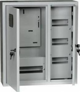 Корпус металлический ЩУРН- 3/30 ( 500х480х165) IP31 учетно-распределительный